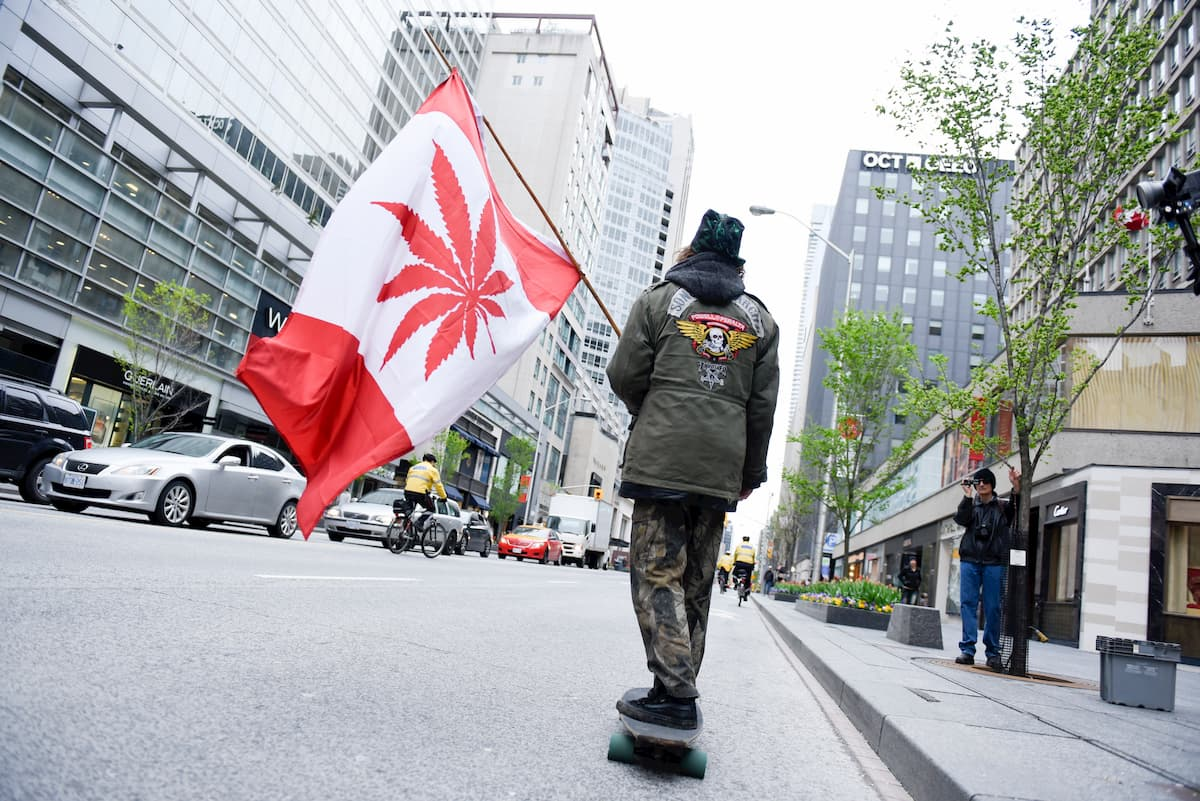 weed montreal